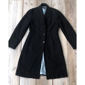 Banana Republic Size Medium Long Pea Coat